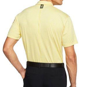 NEW! Nike TW Tiger Woods Dri-FIT Vapor Polo Shirt
